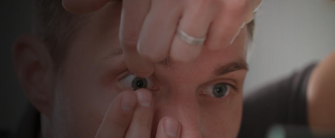 Opticenter Rehm in Kiel - Sieben Vorteile der Contactlinse